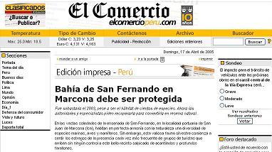 Diario ComercioPerú